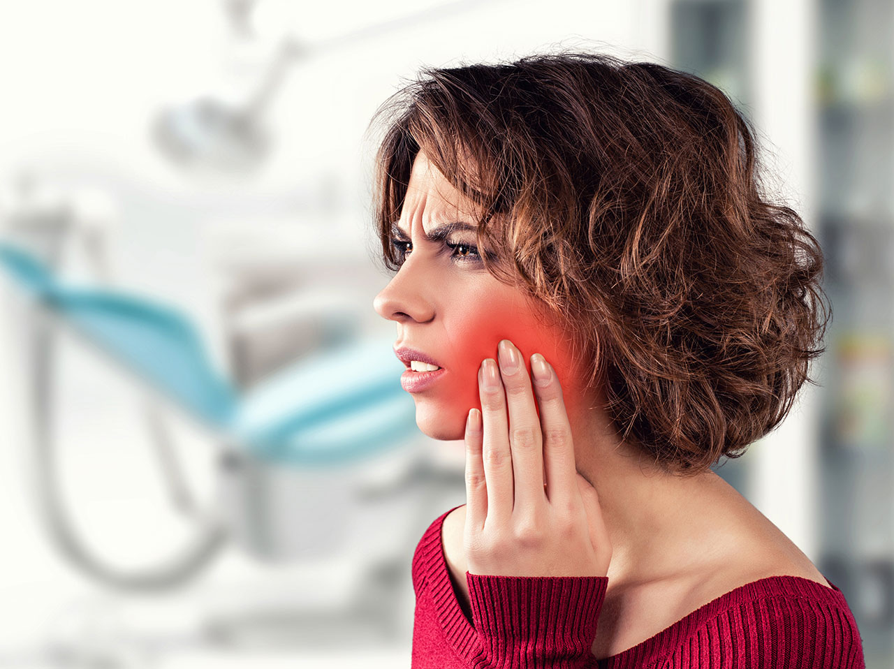 抜歯後の痛み